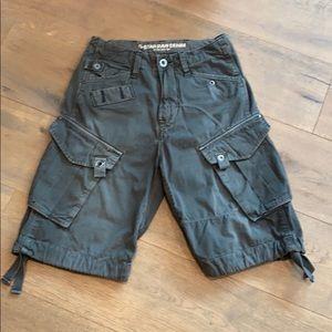 🔹New G-Star RAW Cargo Shorts